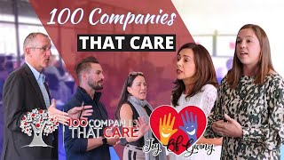 100 Companies That Care | Joy of Giving