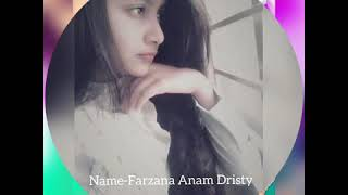 Dristy Anam Lifestyles ||| Age, Weight, Boyfriend, School, And More