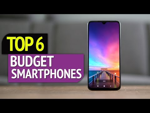 TOP 6:  Best Budget Smartphones