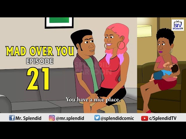 MAD OVER YOU EPISODE 21