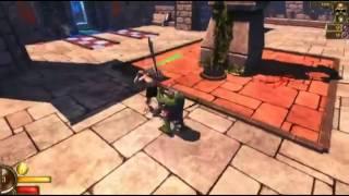 Rooks Keep - Combat Gameplay Trailer