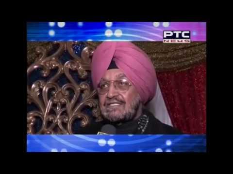 Unveiling of Trophy Virasat International Punjabi Film Festival & Award