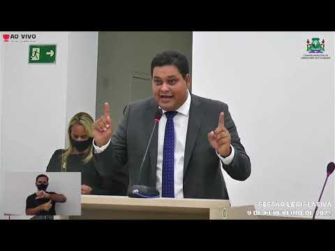 Veraeador Amós reage a declação de Prefeito Júnior Melo