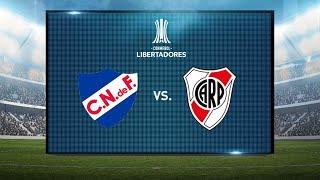[EN VIVO] - RIVER  vs NACIONAL - Cuartos de Final COPA LIBERTADORES - [ Radio La Red ]
