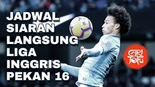 Jadwal Siaran Langsung Liga Inggris Malam Ini di RCTI & MNC TV - Chelsea vs Man City, MU vs Fulham