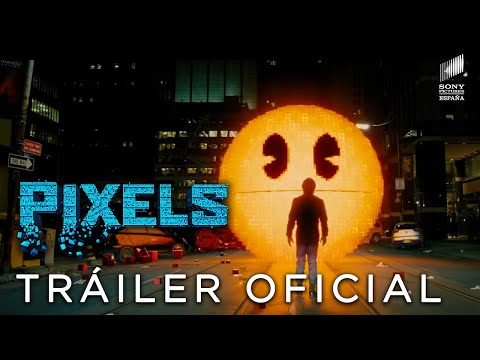 PIXELS - Tráiler oficial en ESPAÑOL | Sony Pictures España