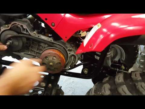 Arctic Cat  Speed Limiter Removal