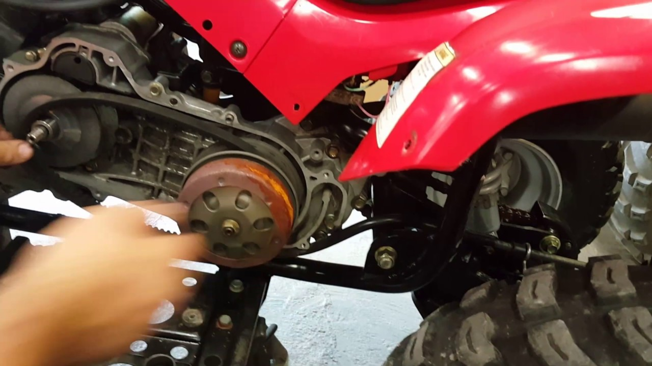 Speed collar removal for arctic cat dvx 90 faster youtube speed collar removal for arctic cat dvx 90 faster publicscrutiny Gallery