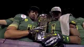 OREGON DUCKS 2012-2013 PUMP-UP!
