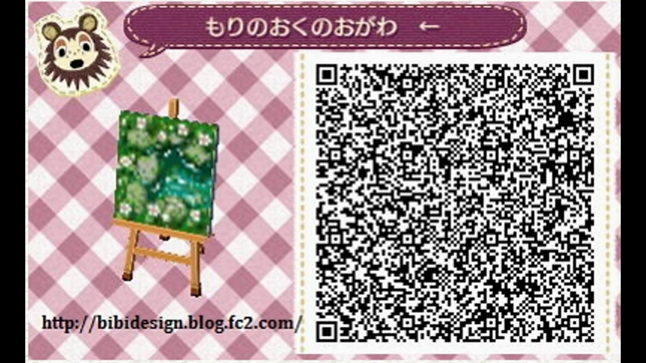 Acnl qr codes theme nature youtube for Acnl boden qr codes
