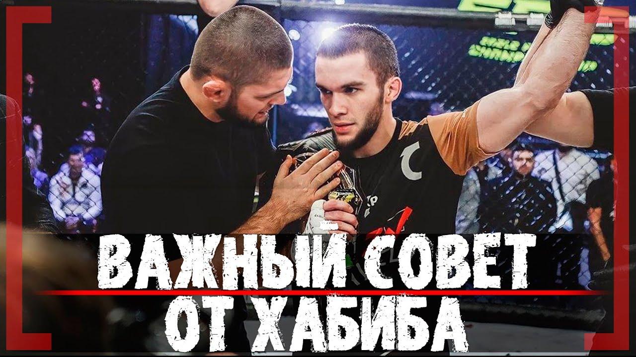 ЧТО СОВЕТУЕТ Хабиб Нурмагомедов — Ренат Хавалов в шаге от UFC