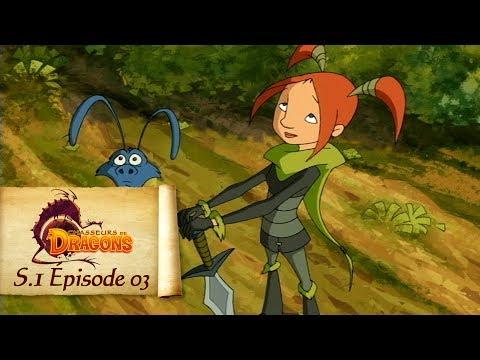 Chasseurs de dragons  A la recherche de Zoria  Episode 03