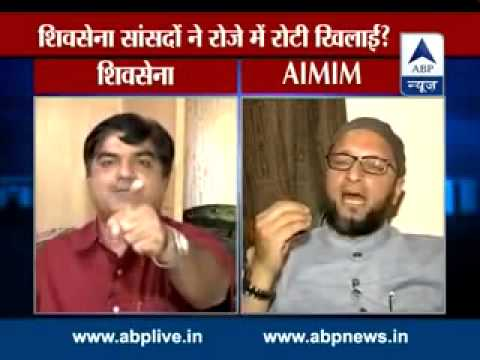 Thumbnail: Prem Shukla vs Owaisi 1 on 1 Owaisi's Butts Got Kicked 1st Time Like This