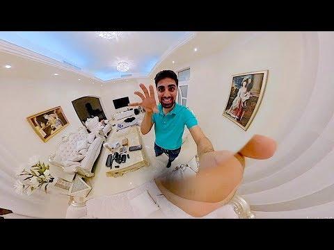 360° $4 MILLION DUBAI MANSION !!!