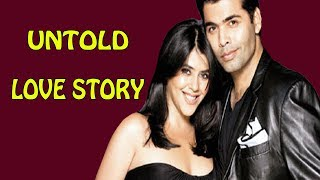 Revealed : Why Ekta Kapoor Did Not Get Married Karan Johar