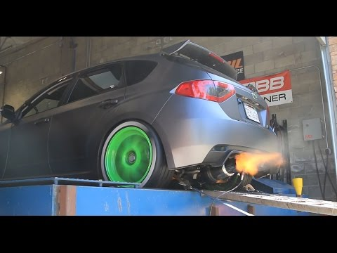Thumbnail: 460whp WRX Dyno Day - How to break your car in on the dyno - part 15