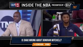 Is Shaq Wrong About Donovan Mitchell?