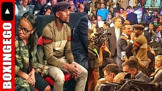((DAMN!!)) FLOYD MAYWEATHER GOES TO WATCH PACQUIAO FIGHT VARGAS LIVE! RINGSIDE IN LAS VEGAS REMATCH?