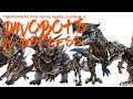 Transformers Stop Motion Episode 7 dinobots in distress season 2 beginning
