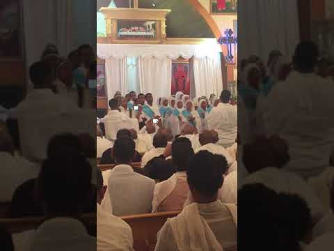 Amazing Eritrean orthodox mezmur 2019 - YouTube