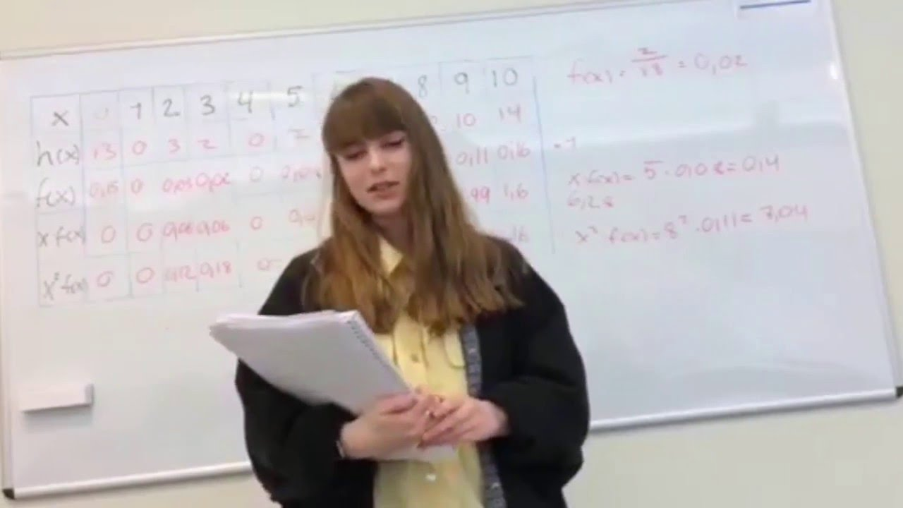 Statistik i matematik