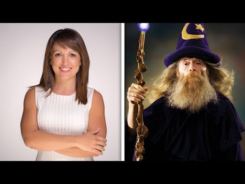 Why A Wizard Is Supporting Alison Hartson