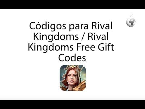 Rival Kingdoms Codes
