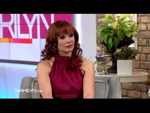 Lauren Holly on The Marilyn Denis  January 31,2013