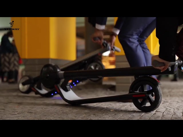 Segway ES4 Electric Scooter (2019) 🔥 ✅
