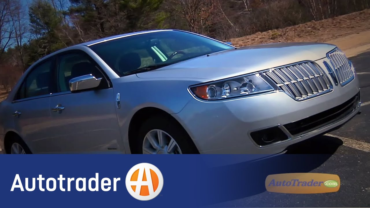 2011 Lincoln MKZ - Hybrid | New Car Review | AutoTrader - YouTube