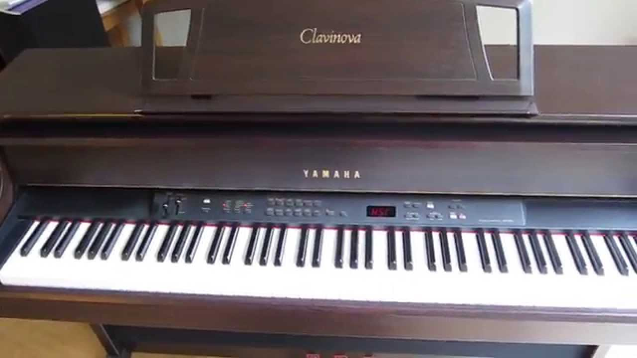 successful repair of my yamaha clavinova clp 880 youtube