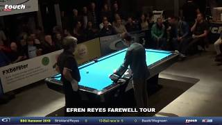 Efren Reyes Farewell Tour - Final Clash of The Titans (4/8) Stop BSG Hannover - recorded