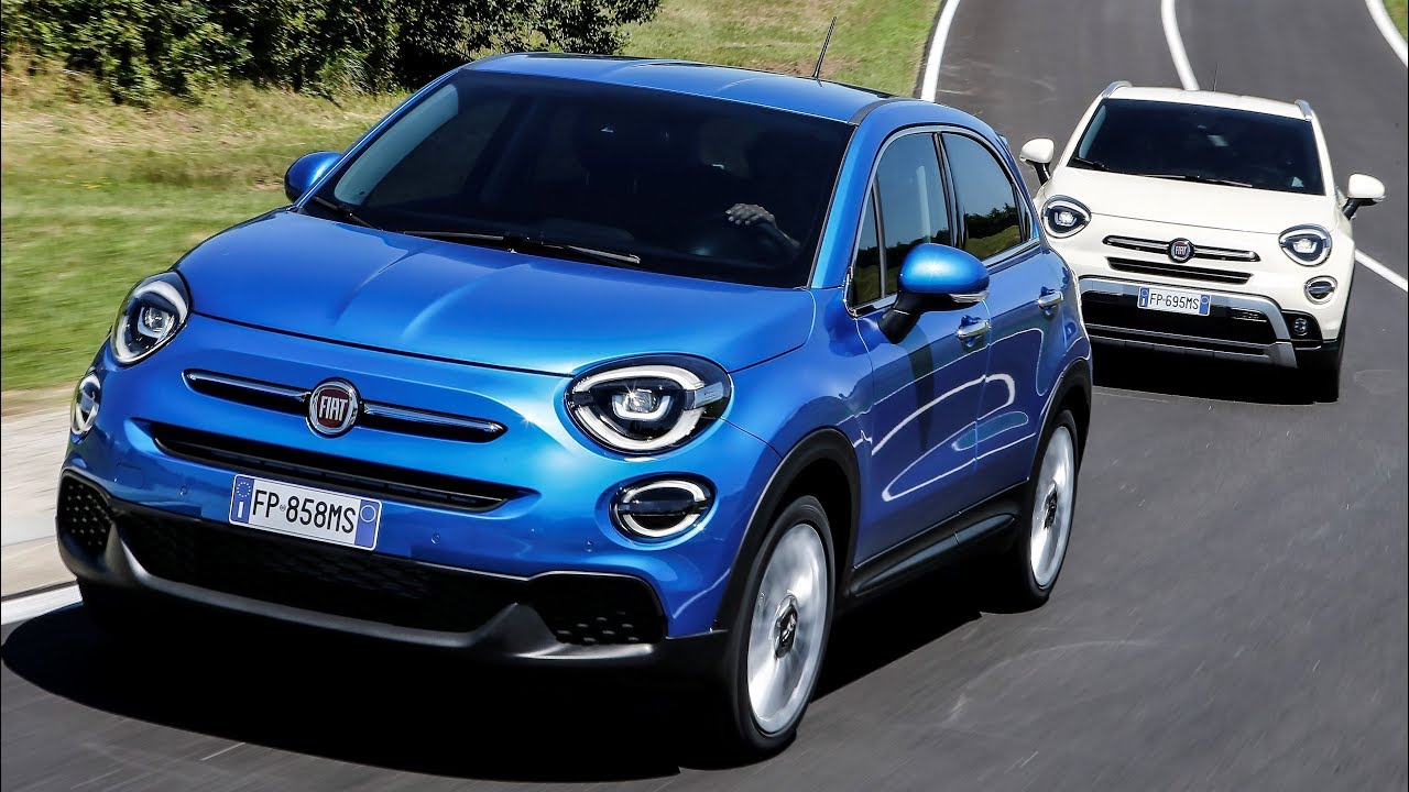 2019 fiat 500x features and options youtube. Black Bedroom Furniture Sets. Home Design Ideas