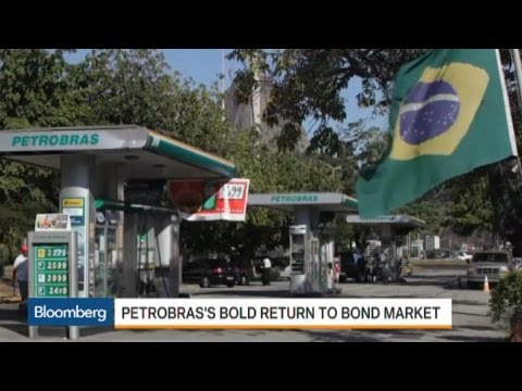 Petrobras to Offer 100-Year Bond for 2.4 Billion