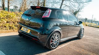 240bhp 1.4L Abarth Punto *ULTIMATE FIRST CAR*