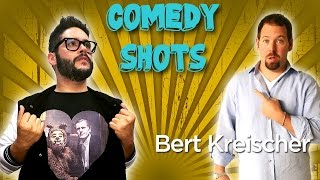 "Bert Kreischer: ""Disney World on Acid"" feat. Steve Zaragoza - Comedy Shots #33"