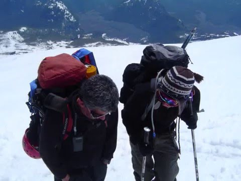 Discoverychile Climbing Villarrica Volcano