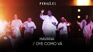 Péricles - Havana / Oye Como Va (DVD Mensageiro do Amor) [VIDEO OFICIAL]