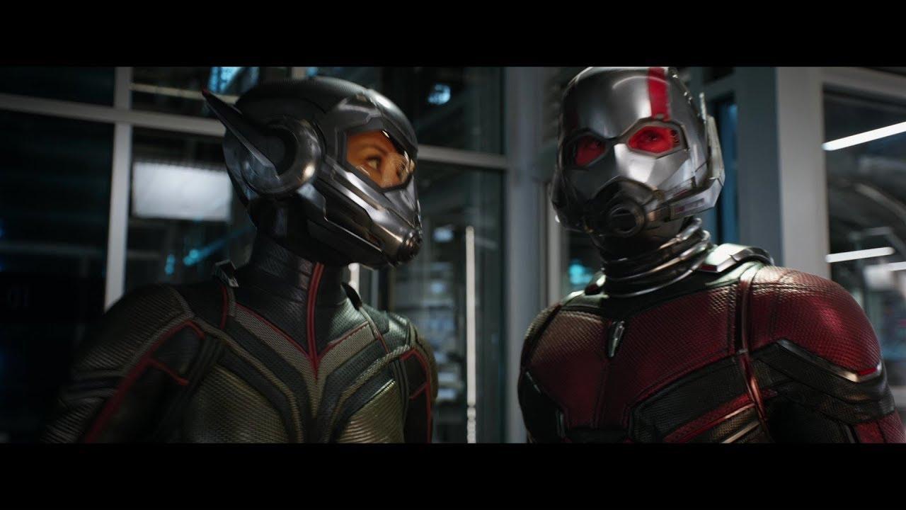 Ant-Man et La Guêpe - Reportage : Une équipe de taille