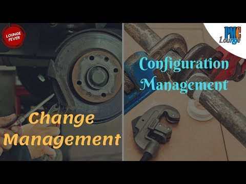 Isn't Change Management And Configuration Management The Same Concept?