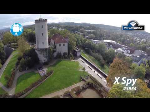 23954 RevellControl WiFi Quadrocopter X-Spy