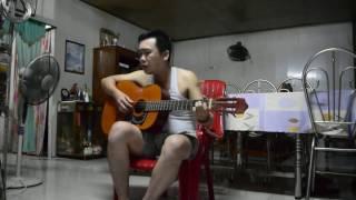 [Guitar Cover] Chuyến xe ba người - Sang Lu