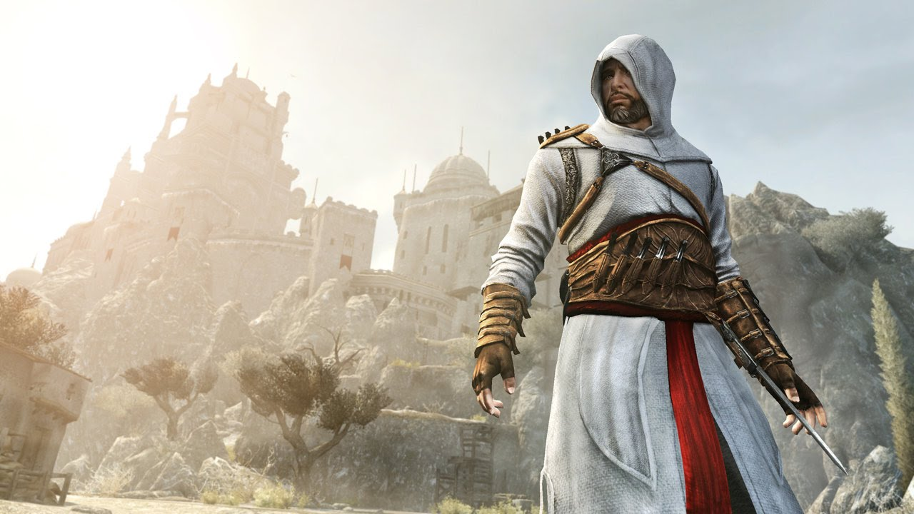 Assassin's Creed Revelations Altaïr Outfit, Vlad The Impaler's Sword ...