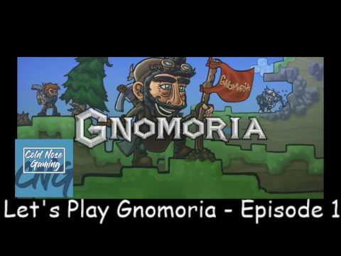 Let's Play Gnomoria - Peaches and Hoes - Episode 1