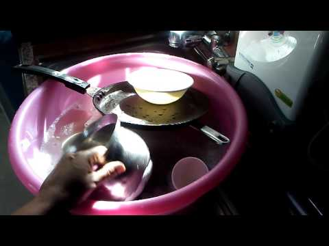 How to Hand Wash Dishes Efficiently /Tips/Easy/Deep/Shine Dish Wash Cleaning!