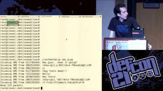 [DEFCON 21] I Can Hear You Now: Traffic Interception and Remote Mobile Phone Cloning