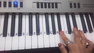 Tera Ishq Hai Meri Ibadat  Shakti...  Keyboard piano cover