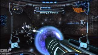 Metroid Prime (Wii U/60fps) pt35 - Epic Showdown vs. Omega Pirate Boss! (Nail-Biter!)