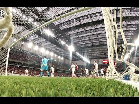 Atlético Paranaense 1x0 São Paulo - Gol de Pablo - GoPro