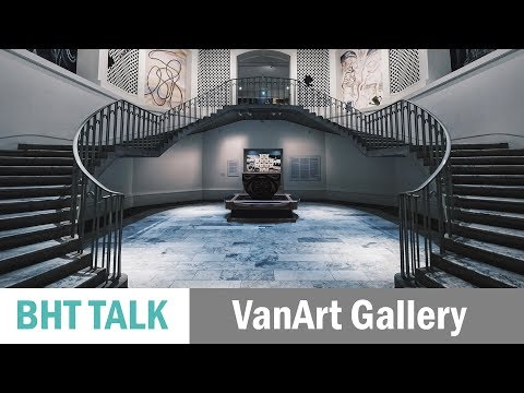 Pictures From Here Exhibition at the VanArt Gallery